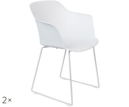 Krzesło z podłokietnikami Tango, 2 szt.