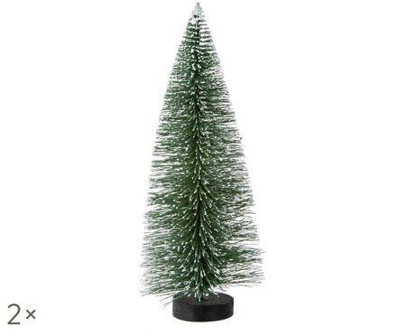 Adornos navideños Winter Forest, 2 uds.