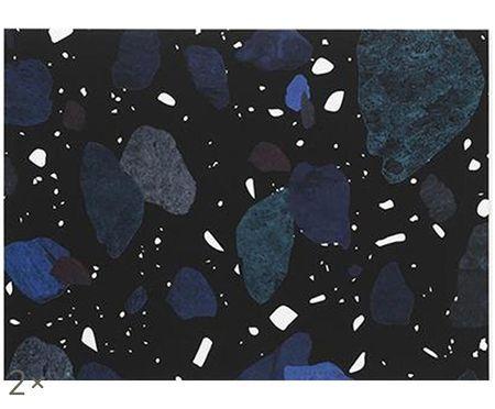 Wenskaarten Space Stone, 2 stuks