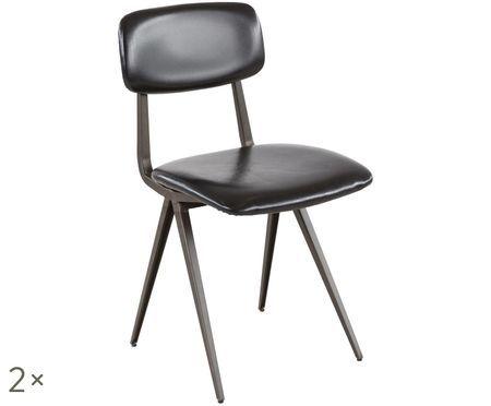 Krzesło Arthur, 2 szt.