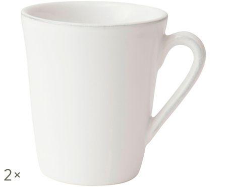 Tasses Constance, 2pièces