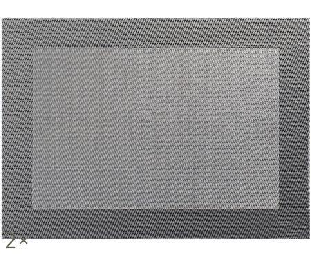 Kunststoff Tischsets Trefl, 2 Stück