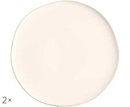 Plytký tanier Pacifica, 2 ks