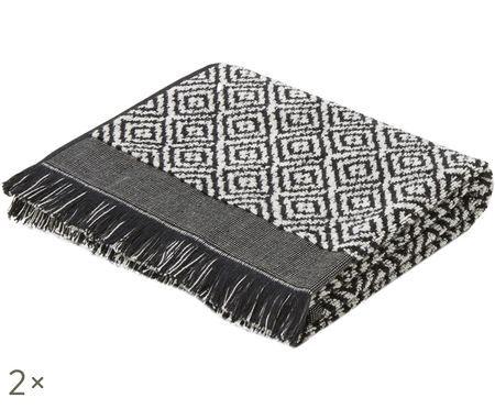 Asciugamano Morocco, 2 pz.