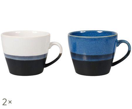 Koffiekopjesset Ekume, 4 stuks