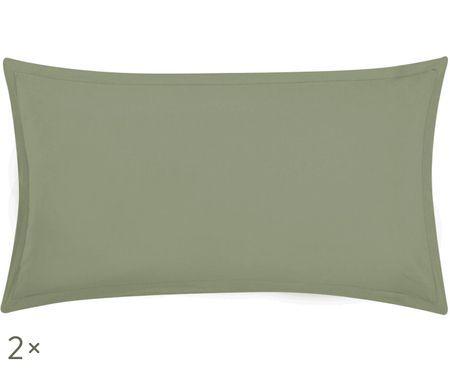 Poszewka na poduszkę z lnu Breeze, 2 szt.