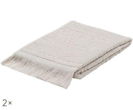 Ręcznik do rąk Harlem, 2 szt.