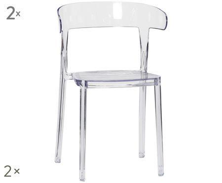 Krzesło Ute, 2 szt.
