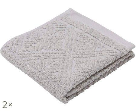 Asciugamano per ospiti Retro, 2 pz.