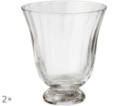 Pohár na vodu Trellis, 2 ks