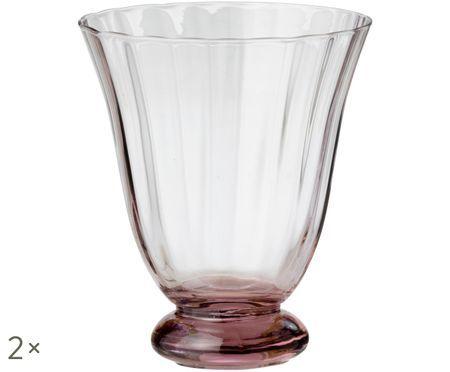 Vasos de agua Trellis, 2uds.