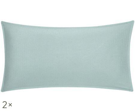 Dwustronna poszewka na poduszkę z piki Anita, 2 sztuki