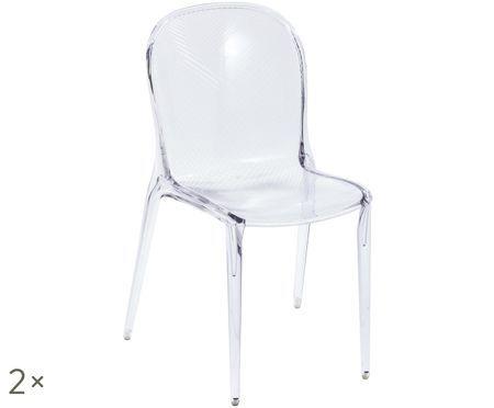Krzesło Thalya, 2 szt.