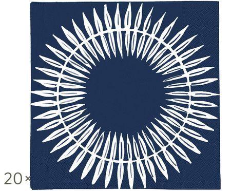 Sevilletas de papel Skagen Leaf, 20uds.