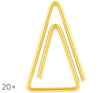 Paperclips Triangle, 20 stuks