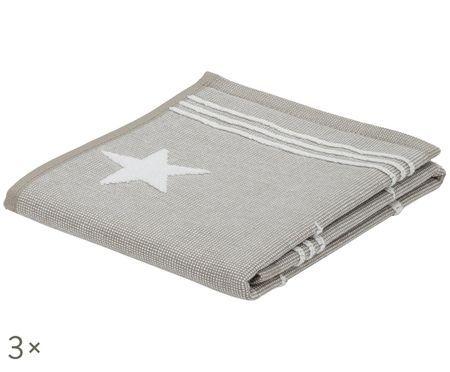 Ręcznik dla gości Stardust, 3 szt.