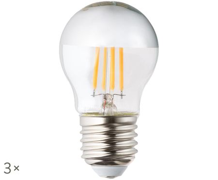 Ampoules à intensité variable Gamiel (E27-5W) 3pièces