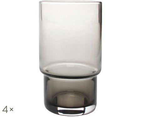 Szklanka do wody Secrets, 4 szt.