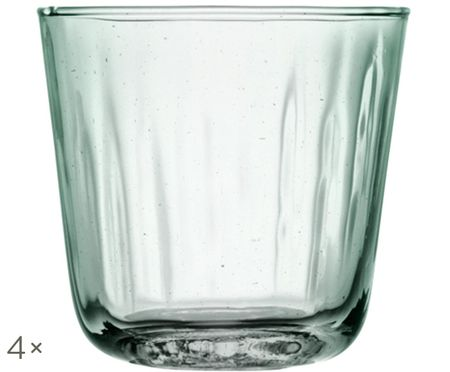 Vasos de agua Mia, 4uds.
