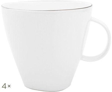 Koffiekopjes Abysse, 4 stuks
