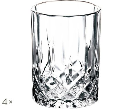 Vasos Harvey, 4 uds.