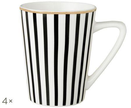 Tasses à thé Pluto Loft, 4 pièces