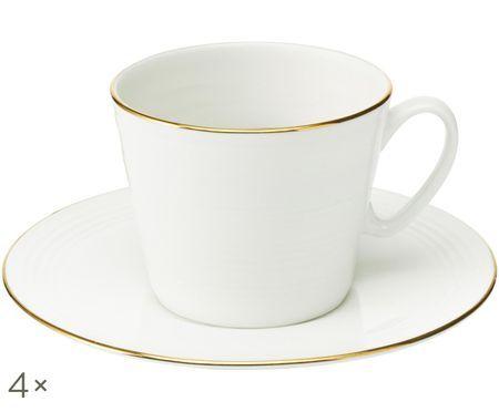 Koffiekopjes Cobald, 4 stuks