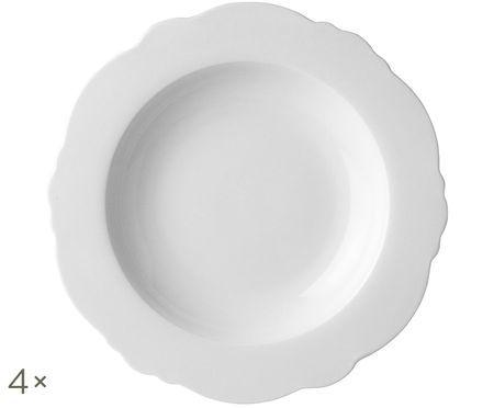Hlboký tanier Muschel Loft, 4 ks