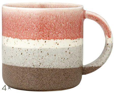 Tazza da caffè Graze, 4 pz.