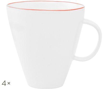 Koffiemokken Abysse, 4 stuks
