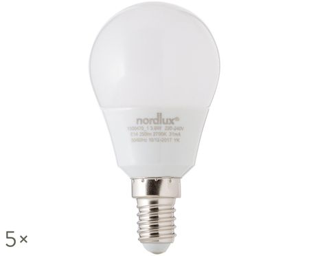 LED lamp Azer (E14 / 4W) 5 stuks