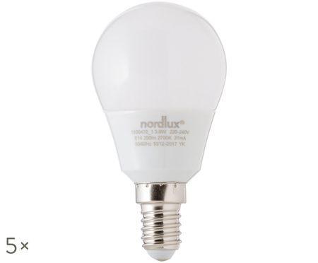 Lampadina LED Azer (E14 / 4Watt) 5 pz.
