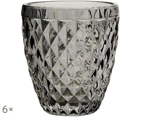 Bicchieri Diamond, 6 pz.