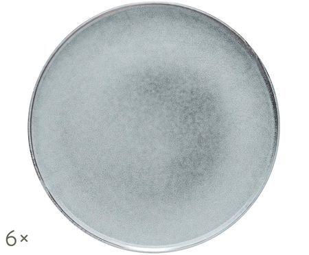Assiettes plates Relic, 6pièces