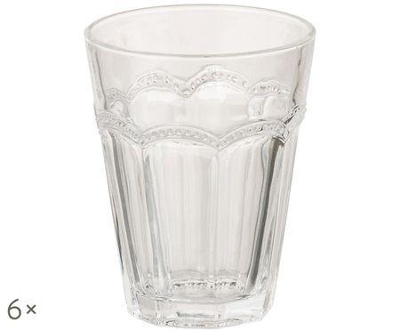 Komplet szklanek do wody Floyd, 6 szt.