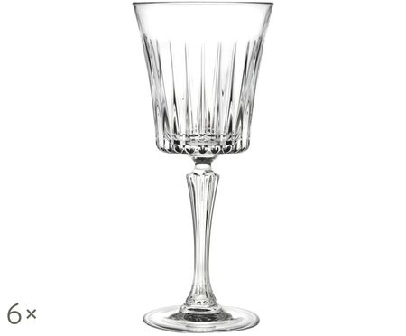 Bicchieri per vino rosso in cristallo  Timeless, 6 pz.