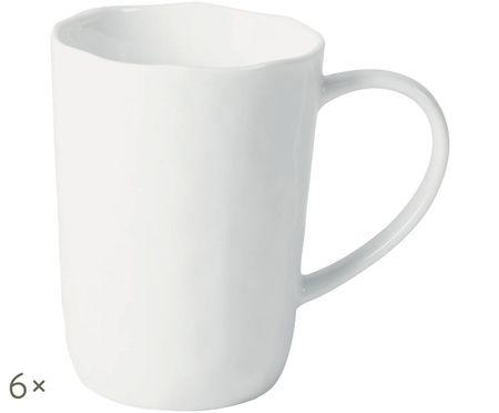 Tasses à café Porcelino, 6 pièces
