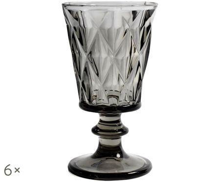 Bicchiere da vino Diamond, 6 pz.