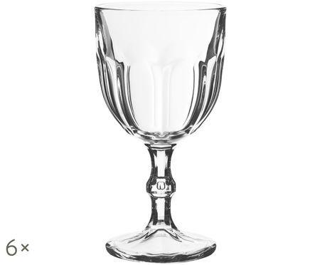 Bicchieri Lousanne. 6 pz.