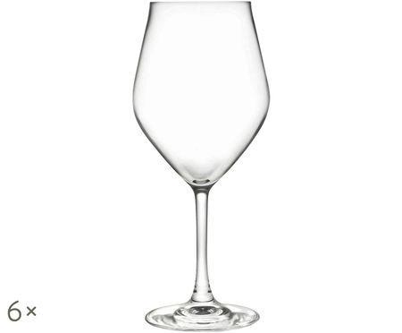 Copas de vino blanco de cristal Eno, 6uds.