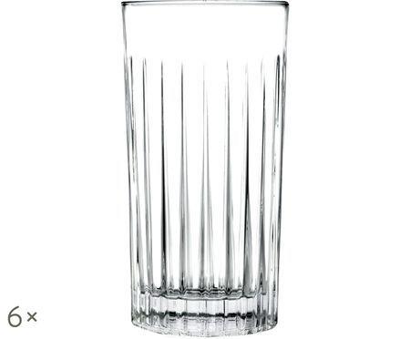Kryształowa szklanka do drinków Timeless, 6 szt.