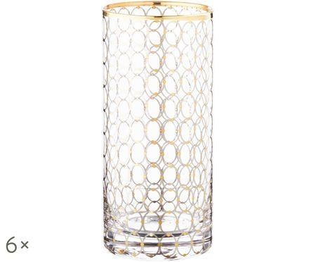 Bicchiere per l'acqua Clear, 6 pz.