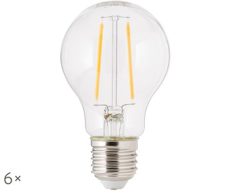 LED lamp Humiel (E27/4W), 6 stuks