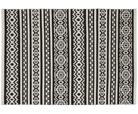 Ręcznie tkany dywan wewnętrzny/zewnętrzny Cas