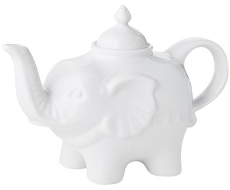 Teiera in porcellana Elephant, 820 ml
