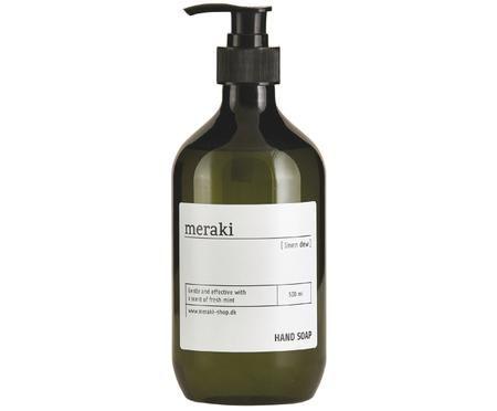 Jabón de manos Linen Dew (madera & menta)