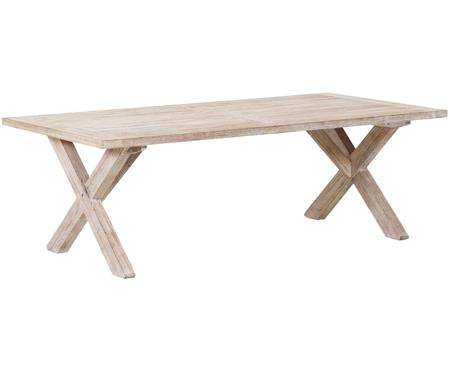 Table de jardin en bois Arizona