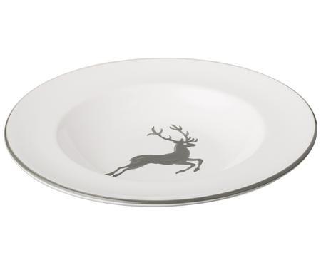 Piatto fondo Gourmet Grauer Hirsch