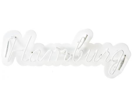 Neon bord Hamburg
