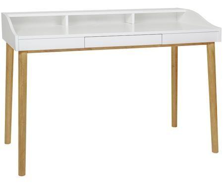Psací stůl s malou zásuvkou Lindenhof